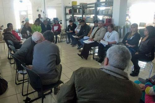 Community Meeting 1-17-14