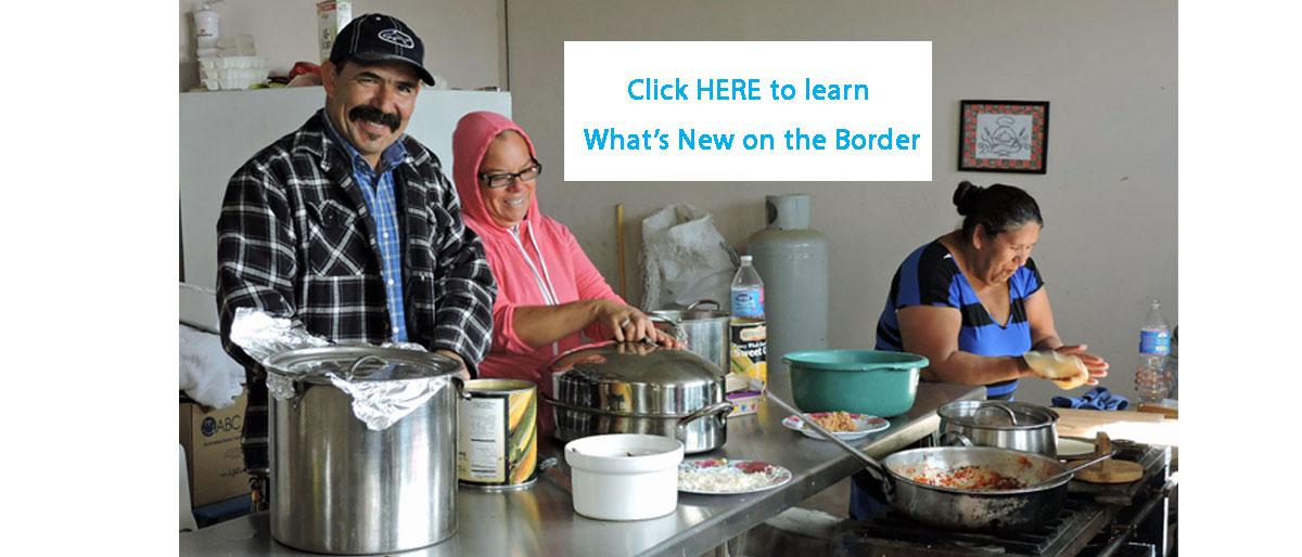 Permalink to: Border News