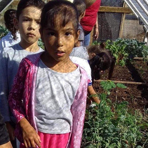 Youth Gardening Program.