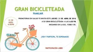 Gran Bicicleteada