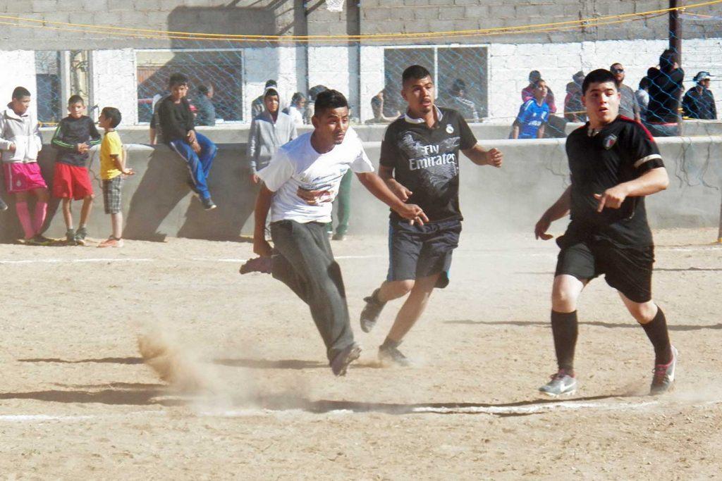 community sports center