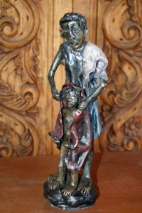 Mother and Child by Diane LeMarbe